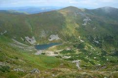 Lago highland Fotos de archivo
