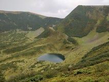 Lago highlands - Vorozhesko fotos de stock royalty free