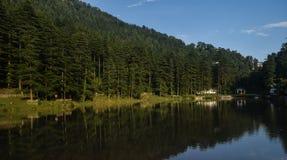 Lago Himachal Pradesh Dal Foto de archivo