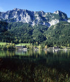 Lago Hintersee, Germania Immagini Stock