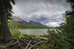 Lago honeymoon Fotografia Stock