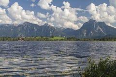 Lago Hopfen fotos de archivo libres de regalías