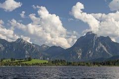 Lago Hopfen foto de archivo