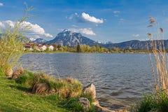 Lago Hopfensee Fotografía de archivo libre de regalías
