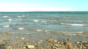 Lago Huron, Ontario, Canadá almacen de metraje de vídeo