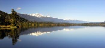 Lago Ianthe - Nuova Zelanda Fotografia Stock Libera da Diritti