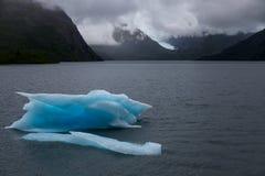Lago Iceburg Portage fotografia stock libera da diritti