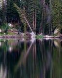 Lago ideal - Colorado imagen de archivo libre de regalías