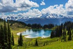 Lago image Foto de archivo libre de regalías