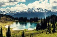 Lago image Foto de archivo