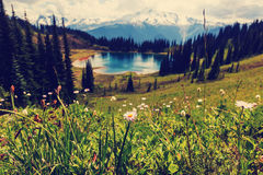 Lago image Fotos de archivo
