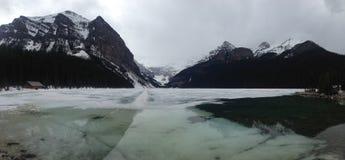 Lago impressionante Fotografie Stock Libere da Diritti