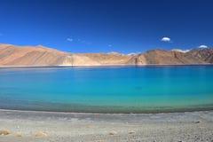 Lago incontaminato Immagine Stock