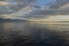 Lago Inle Fotografía de archivo libre de regalías