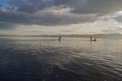 Lago Inle Fotos de archivo