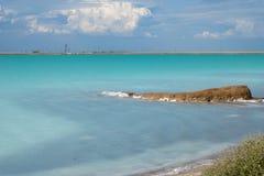 Lago inoperante Fotografia de Stock