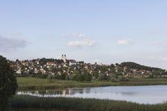 Lago interno en Tihany Imagen de archivo libre de regalías
