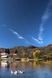 Lago Invartita Imagens de Stock