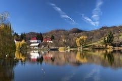 Lago Invartita Fotos de Stock Royalty Free