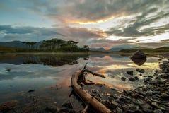 Lago Irlanda Immagini Stock