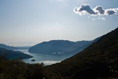 Lago Iseo Fotos de archivo libres de regalías