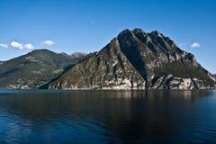 Lago Iseo Fotos de Stock Royalty Free
