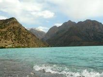 Lago Iskanderkul Imagem de Stock