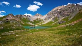 Lago island, Colorado Fotografie Stock Libere da Diritti
