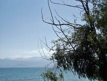 Lago Issyk-kul immagine stock