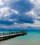Lago Issyk-Kul Fotografia Stock Libera da Diritti