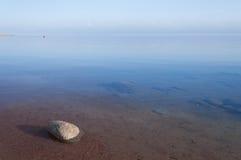 Lago Issyk-Kul Imagen de archivo libre de regalías