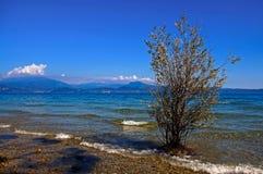 Lago italiano Imagens de Stock