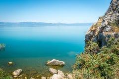 Lago Iznik em Turquia Imagem de Stock