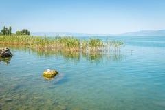 Lago Iznik em Turquia Fotos de Stock
