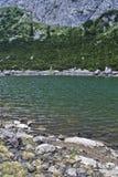 Lago Jablan Fotografie Stock