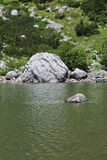 Lago Jablan Fotografia Stock Libera da Diritti