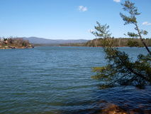 Lago James imagenes de archivo
