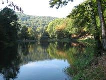Lago Jankovac Fotos de Stock