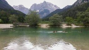 Lago Jasna imágenes de archivo libres de regalías