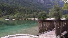 Lago Jasna fotografía de archivo