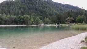 Lago Jasna fotos de archivo libres de regalías