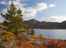 Lago Jasybay Fotografia Stock