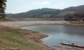 Lago Jatiluhur Fotografia Stock