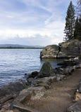 Lago jenny Imagens de Stock Royalty Free
