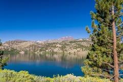 Lago june Fotografia de Stock Royalty Free