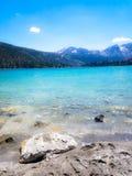 Lago june fotos de archivo