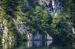 Lago Königssee Foto de archivo libre de regalías