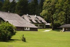 Lago Königssee Imágenes de archivo libres de regalías