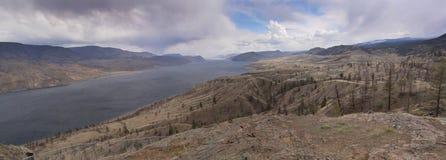 Lago Kamloops Immagine Stock Libera da Diritti