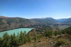 Lago Kanas Fotografía de archivo